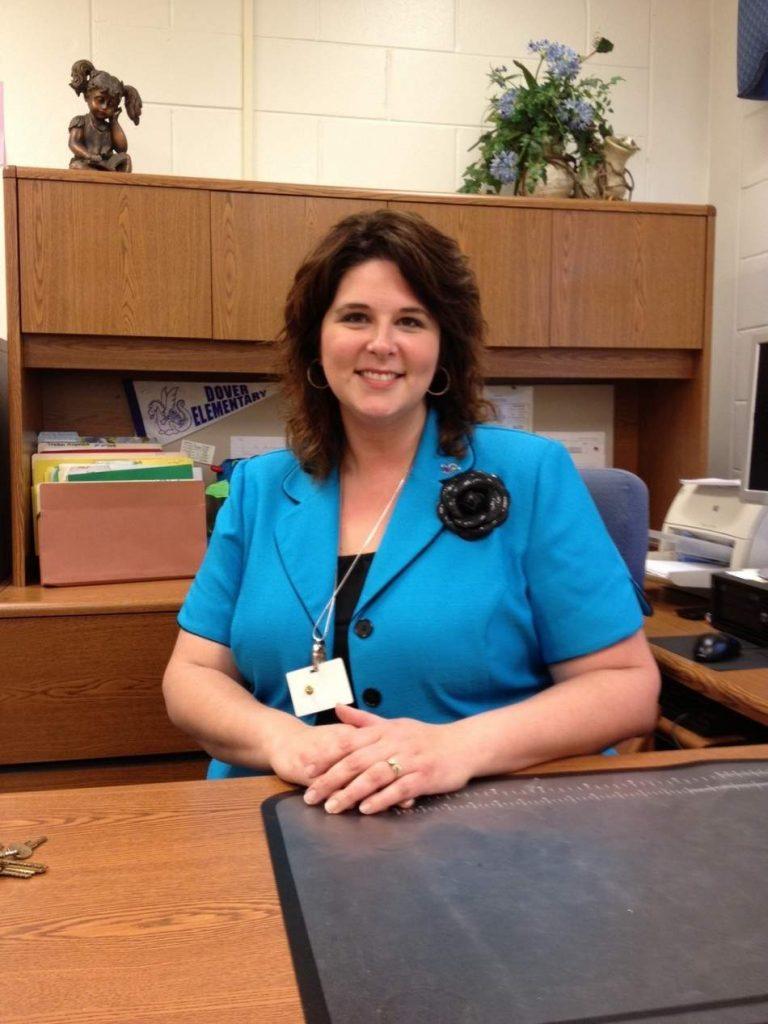 Dover Elementary Principal Kayla Forcucci [TBO}