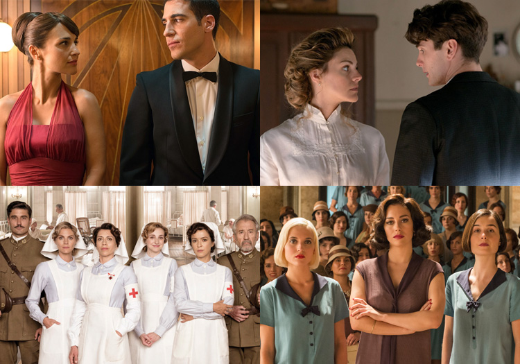 The 5 Best Spanish Period Dramas On Netflix Gran Hotel