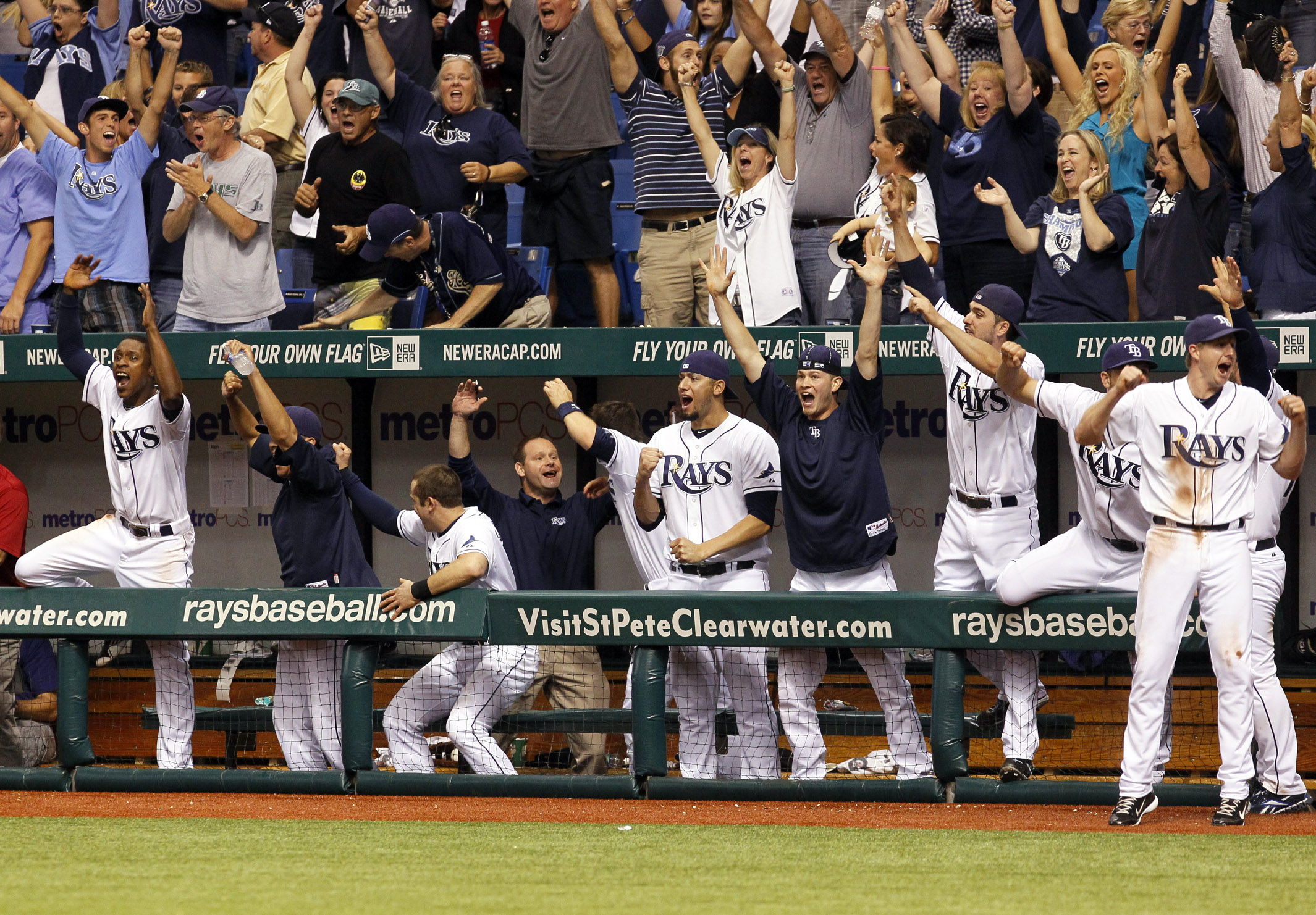 20 years of Rays: Greatest moments in franchise history ...