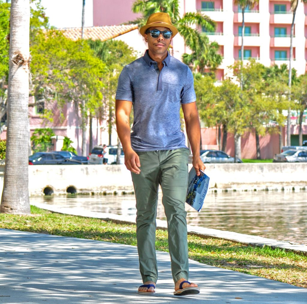 Menswear from Sartorial, Inc. will be featured in a runway at the Shoppes of 400 Beach's Spring Mixer celebration. [Photo by BLively Images]