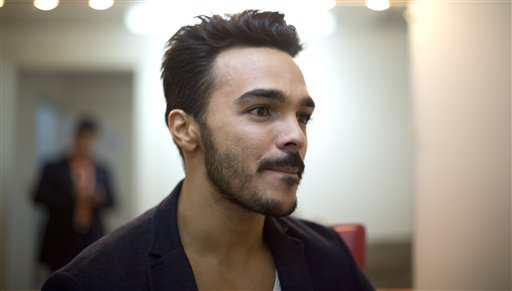 Puerto Rican actor and singer Shalim Ortiz. (AP Photo/J Pat Carter [2013])