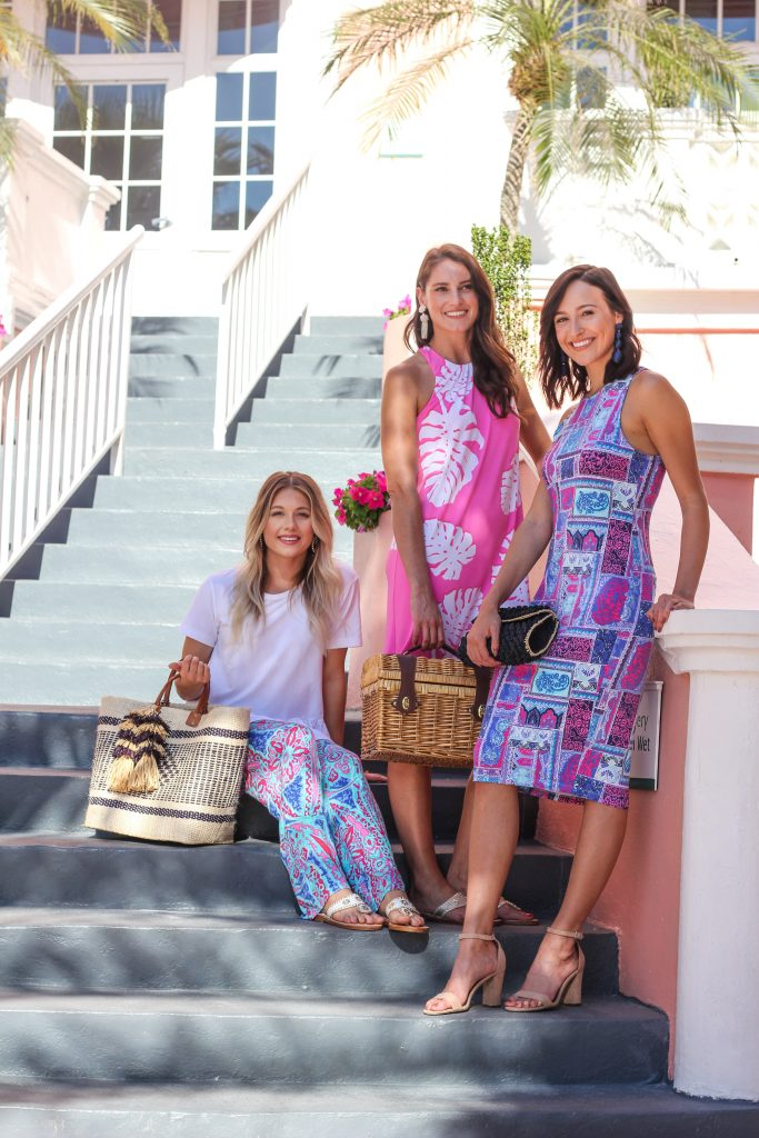 Nautical fashion from Ship Chic, who, along with Boaters Republic, will hold a block party sale at their Tampa location. [Photo by Briana Anderson]