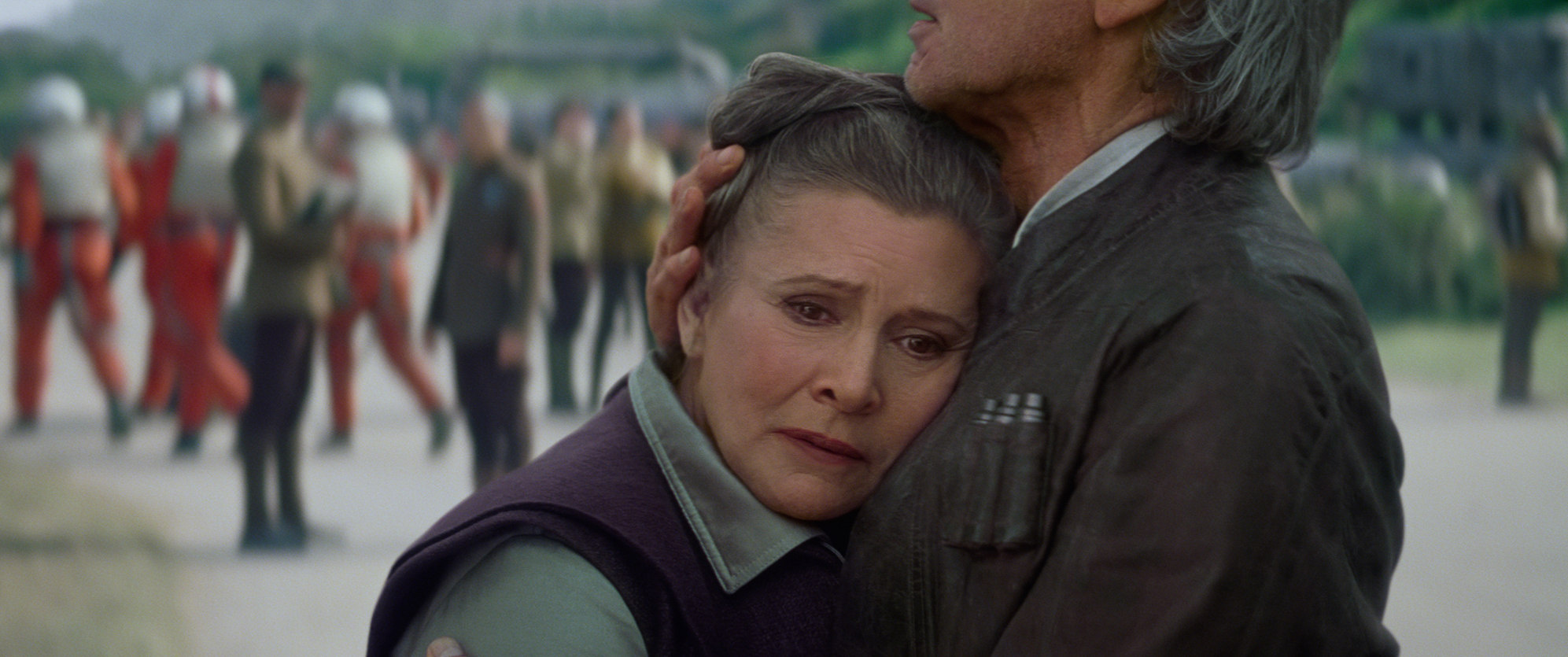 Yes Carrie Fisher Will Be In Star Wars Episode 9