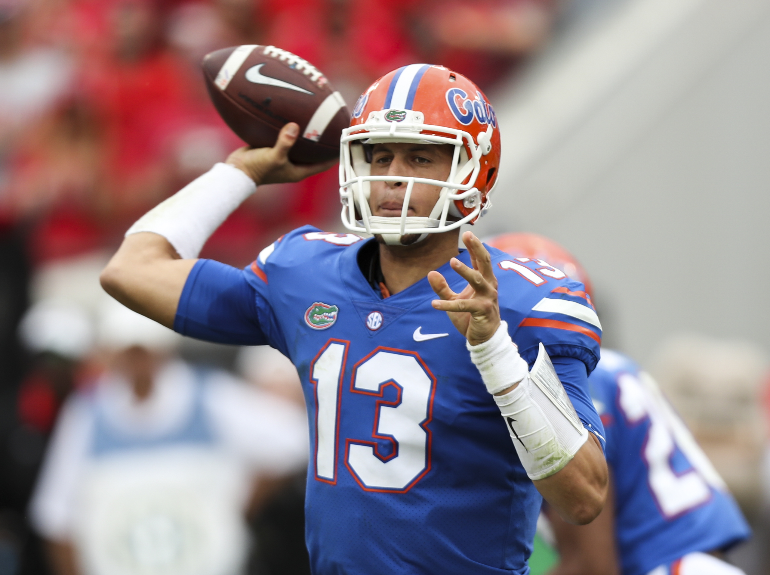sports shoes 6bf0e 4b023 Feleipe Franks to start for Florida Gators on Saturday