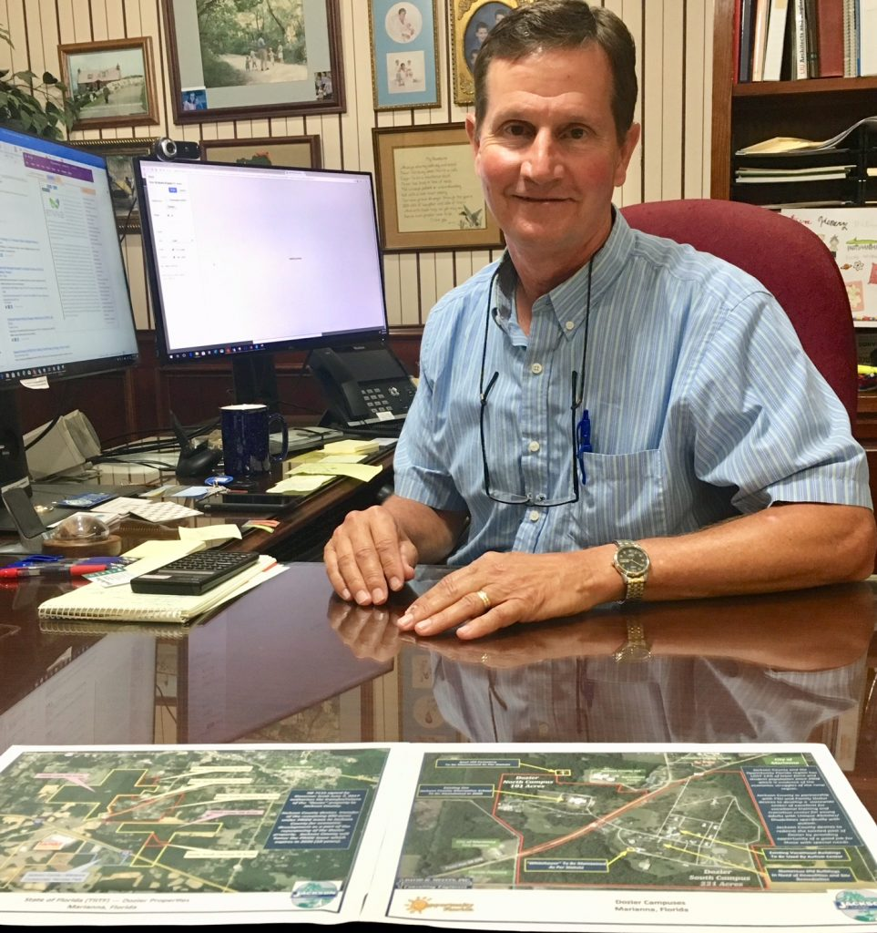 David Melvin is a seventh-generation resident of Marianna [Steve Bousquet - Tampa Bay Times]