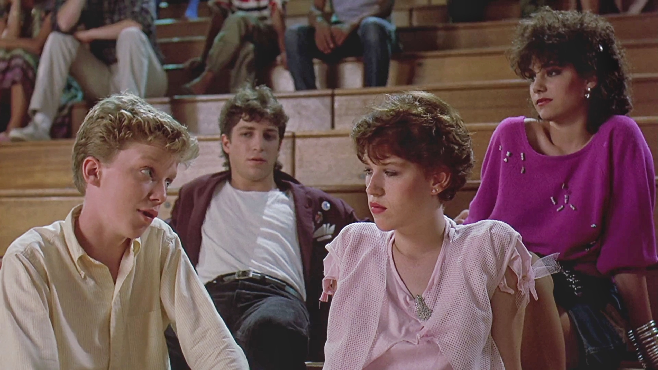 Molly Ringwald Talks About Teen Culture In Sixteen Candles