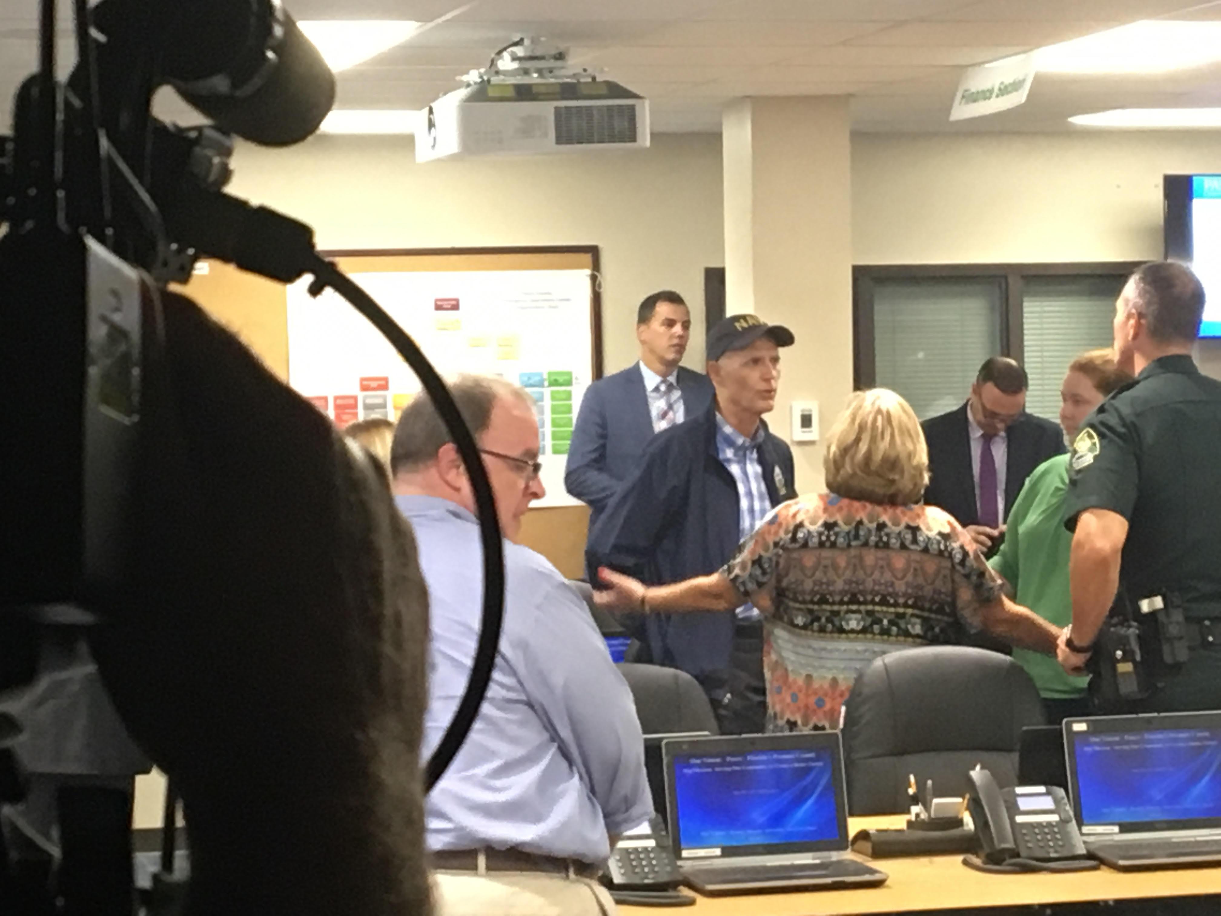 Admirable In Pasco County Gov Scott Warns Residents Hurricane Home Remodeling Inspirations Propsscottssportslandcom