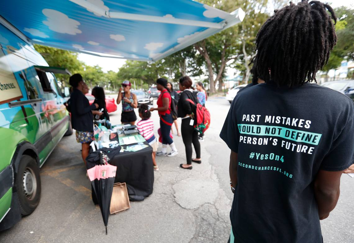 Amendment 4 in Florida passed: What's next for convicted