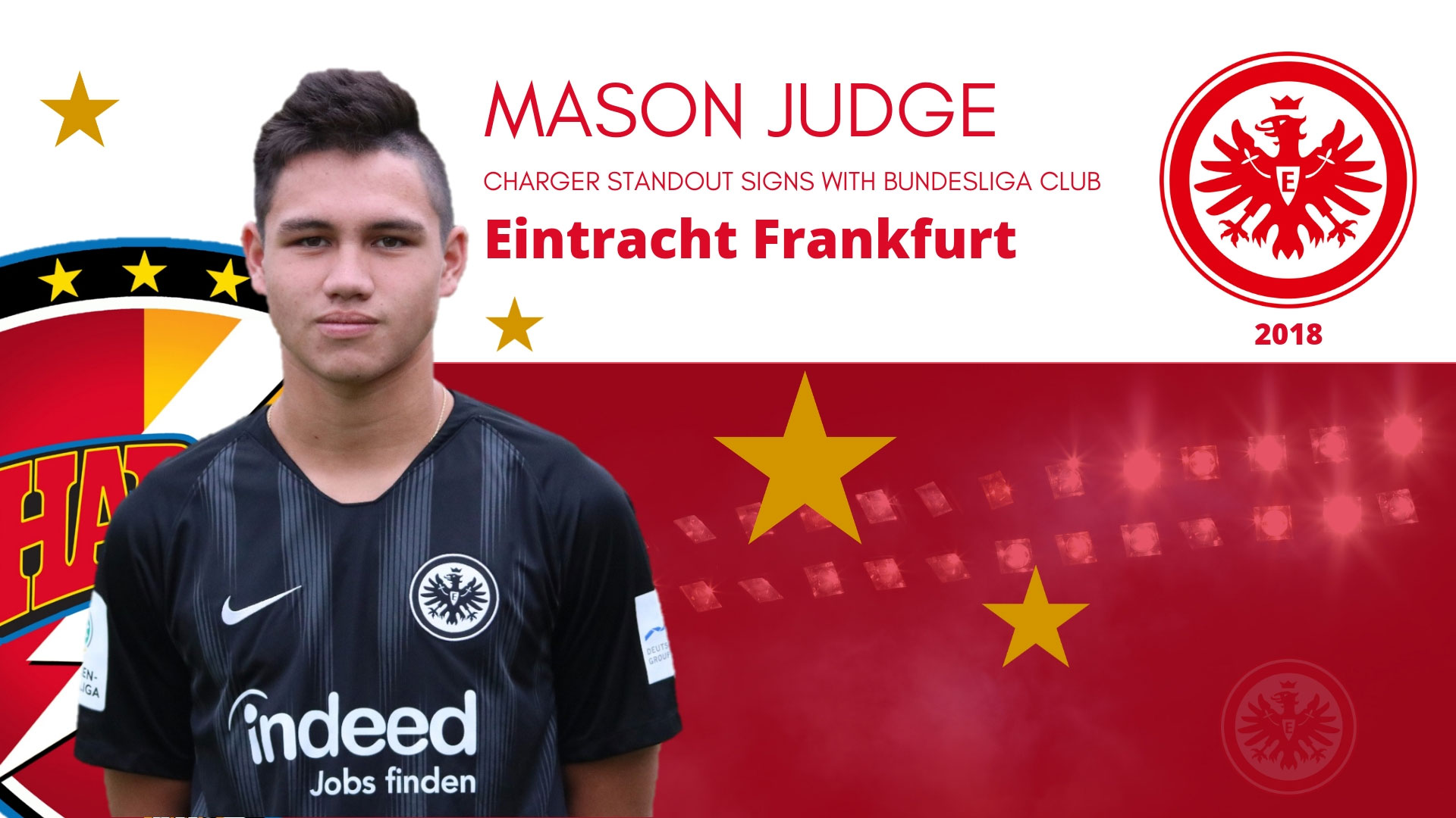 Tampa's Mason Judge to play in 2019 Florida Cup soccer