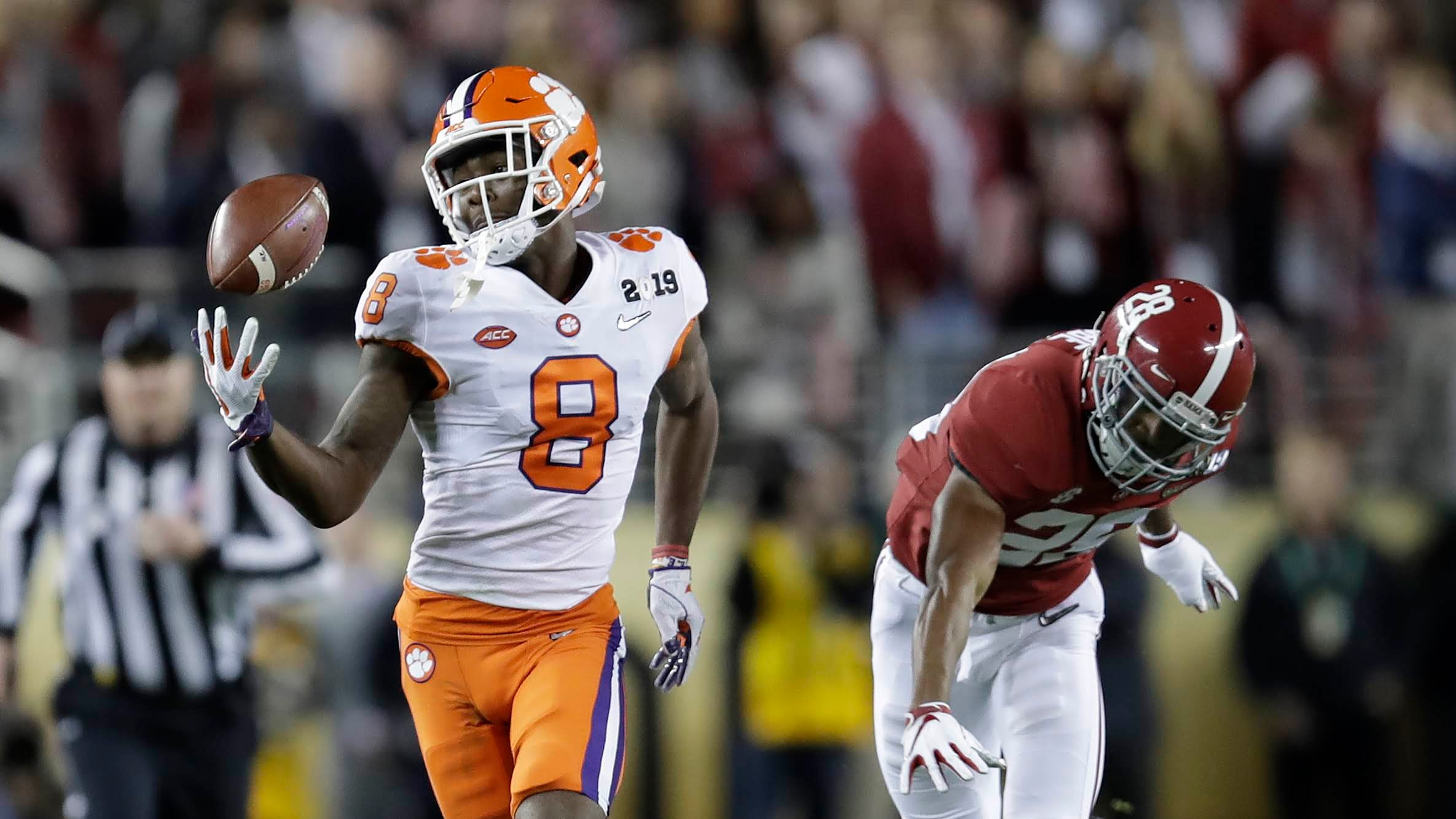 Clemson Crushes Alabama 44 16 In Cfp Championship