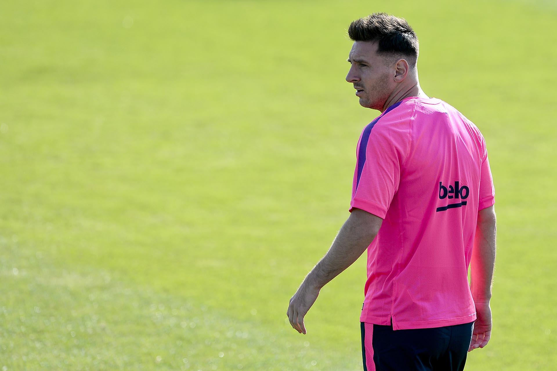 Todos los cambios de look de Lionel Messi en 11 fotos  Infobae
