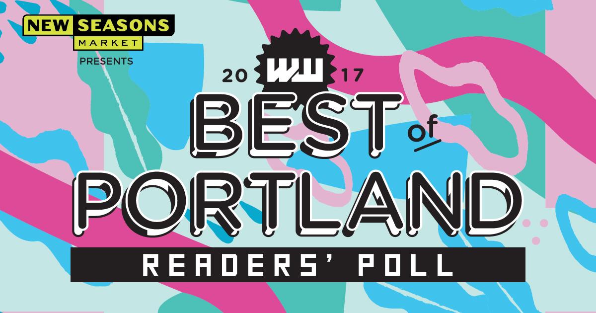 Best of Portland Readers' Poll