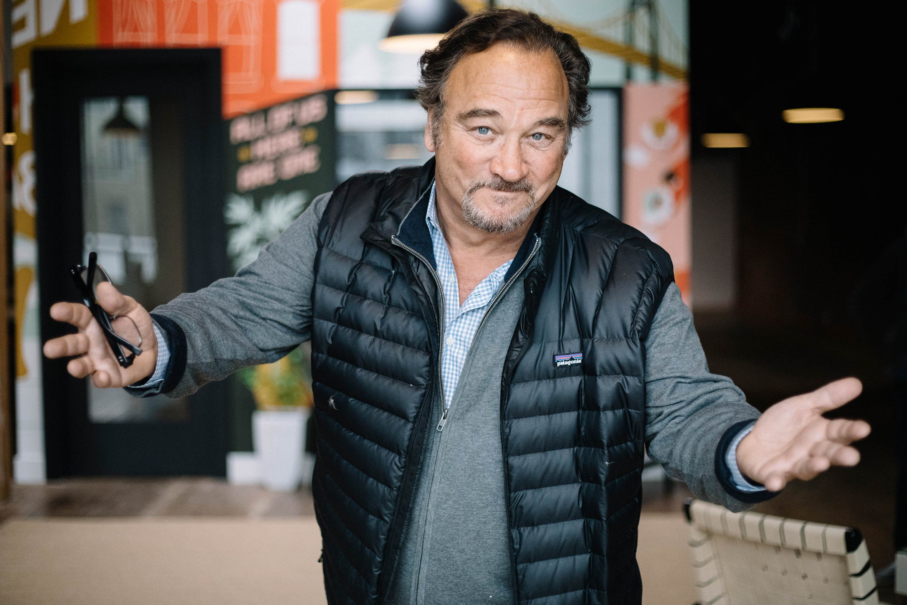 Actor Jim Belushi Has Jumped into the Oregon Pot Game. You Should Take Him Seriously.
