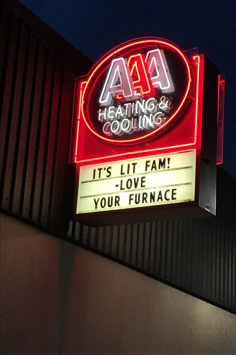 Courtesy of AAA Heating and Cooling