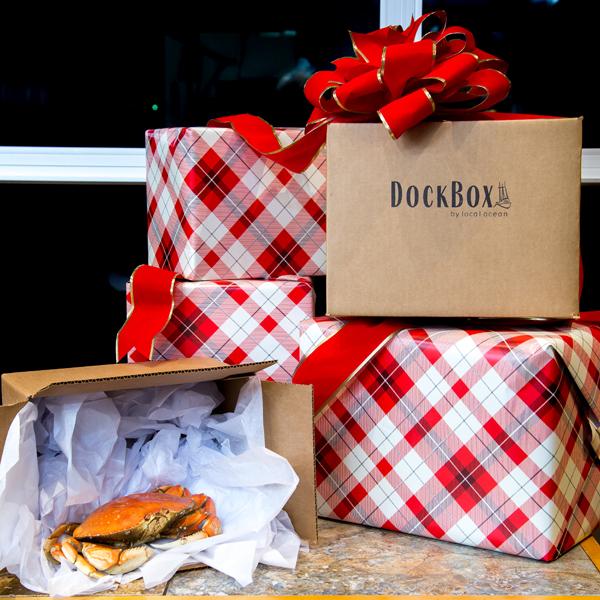 DockBoxHolidayCrab2 - Issie Corvi