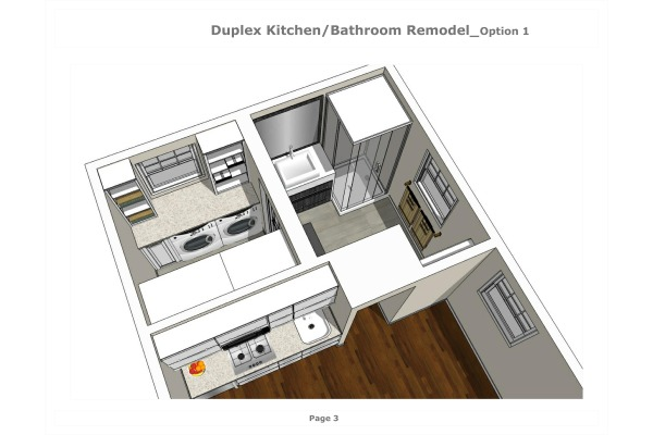 Image Duplex Kitchen/Bathroo... (2)