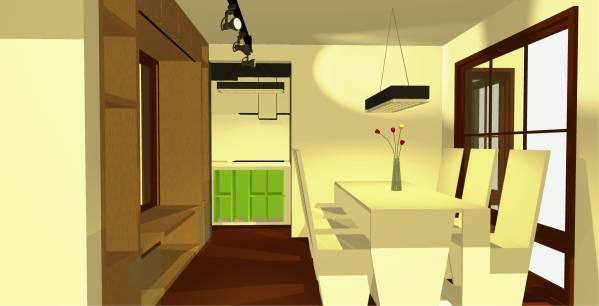 Image Awkward kitchen remode... (1)