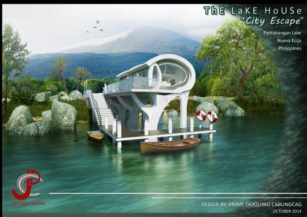 Image The Lake house