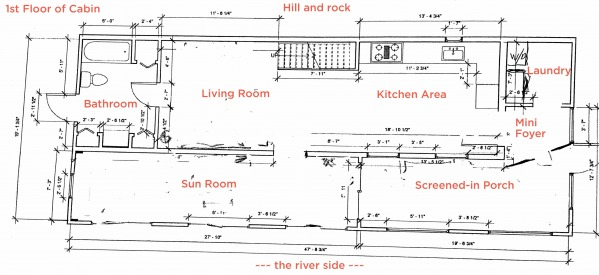 Image Floor plan for the 1st...