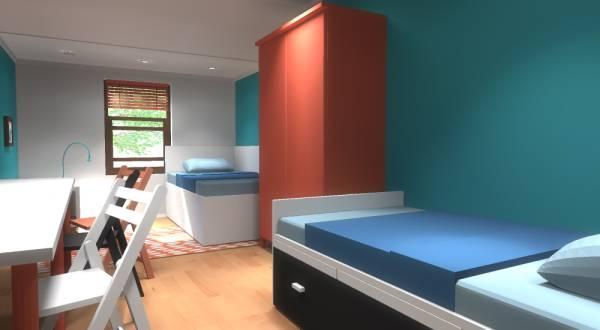 Image bedroom #2 option1