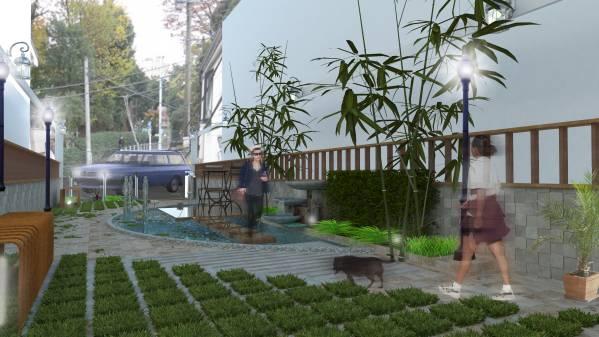 Image TAKANAWA HOUSE Landsca...