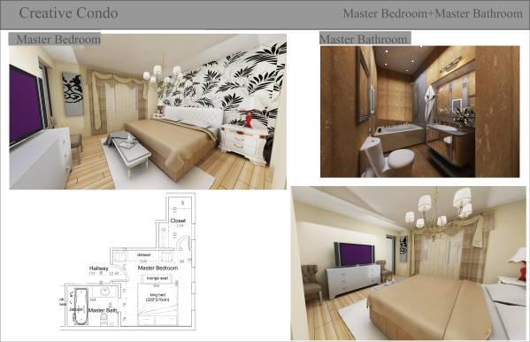 Image Master bedroom+master ...