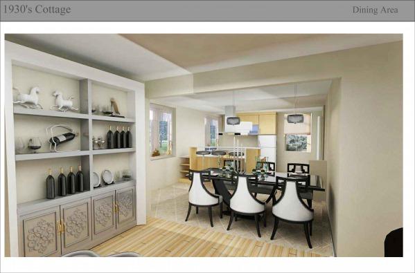Image Interior design-Dining...