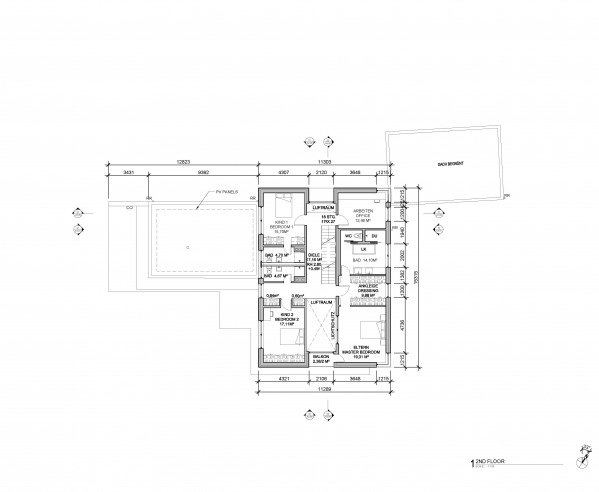 Image 03 Plan 2nd Floor