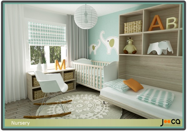 Image Three bedrooms decor