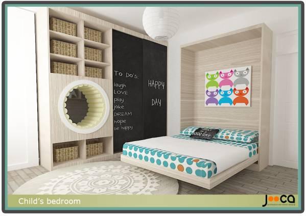 Image Three bedrooms decor (2)