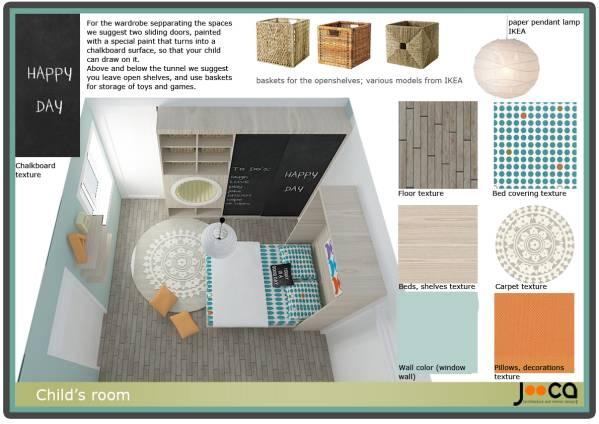 Image Three bedrooms decor (1)