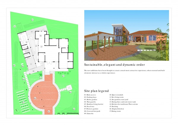 Image House design and lands... (0)