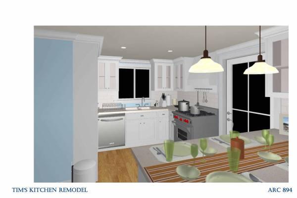 Kitchen Designed By Touyer Lee Tim 39 S Kitchen Wilmette Us Arcbazar