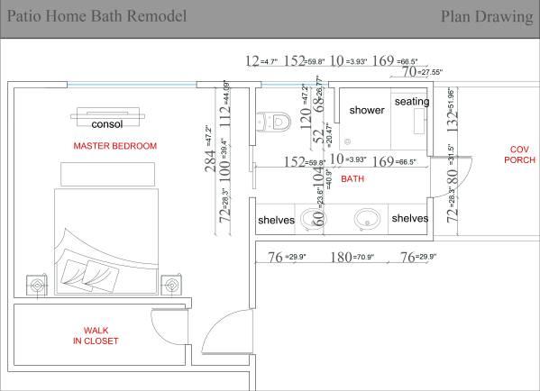 Image Plan drawing , dimensi...