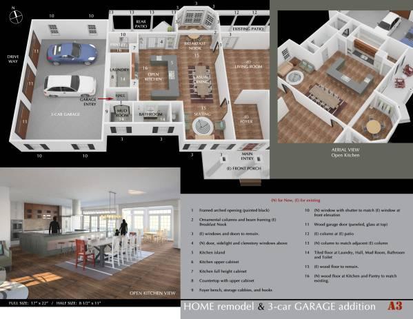Image Remodel + 3-car Garage (1)