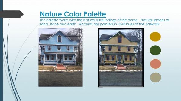 Image Nature Color Palette