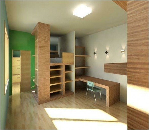 Image Three bedrooms decor (2)