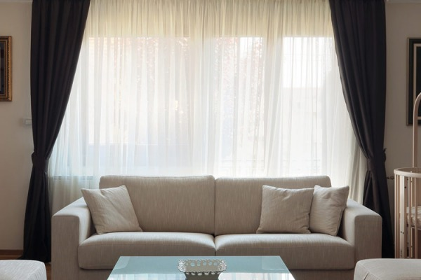 Image Ready Made Curtains- E...