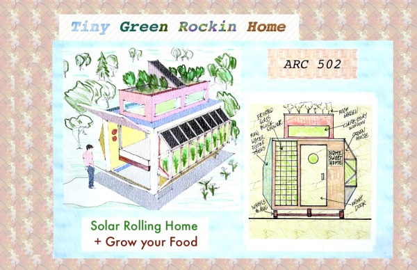 Image The Tiny Green Home gr...