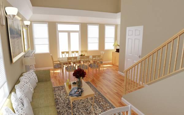 Image Design living room/din...