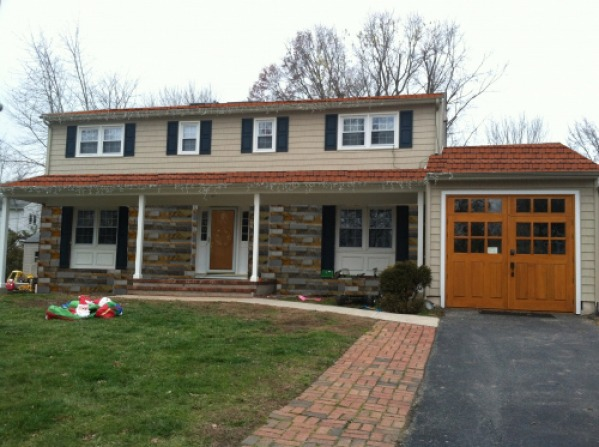 Image New Garage, Roof Siding (2)