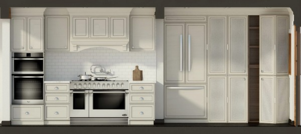 Image Awkward kitchen remode... (1)