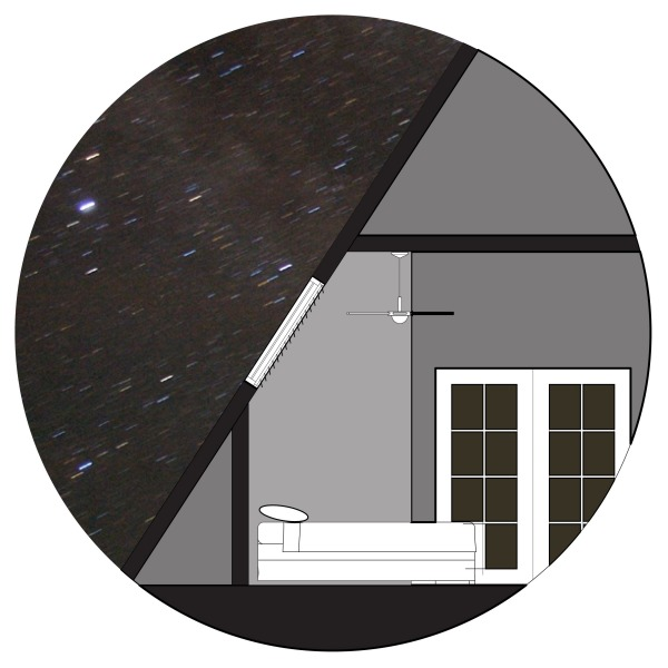 Skylight Section Concept