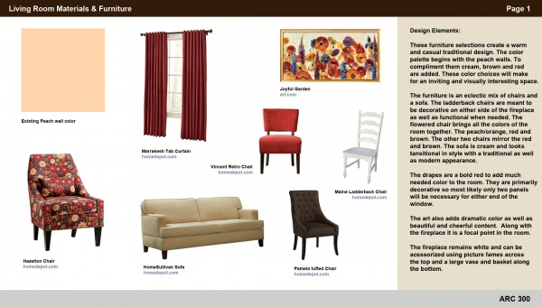 Image Design Board Page 1
