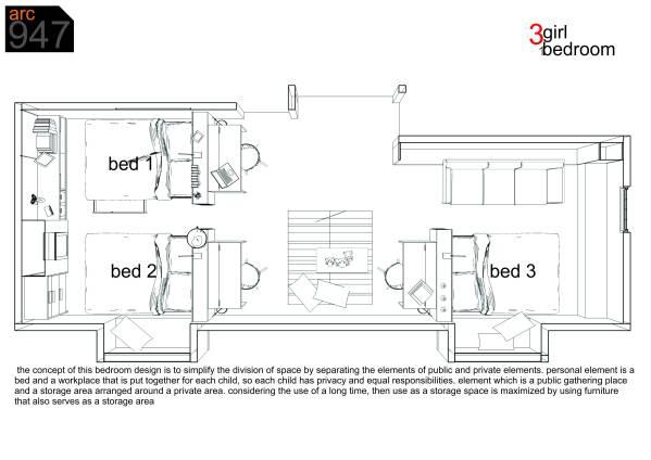Image design concept plan