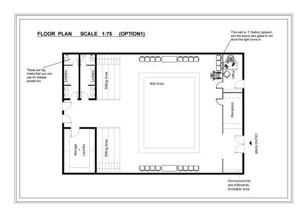 Martial Arts Studio Business Plan & Marketing Template