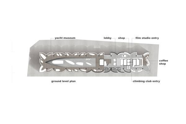 Image Ground Level Plan