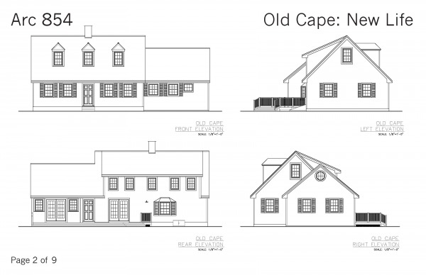 Image Old cape new life (1)