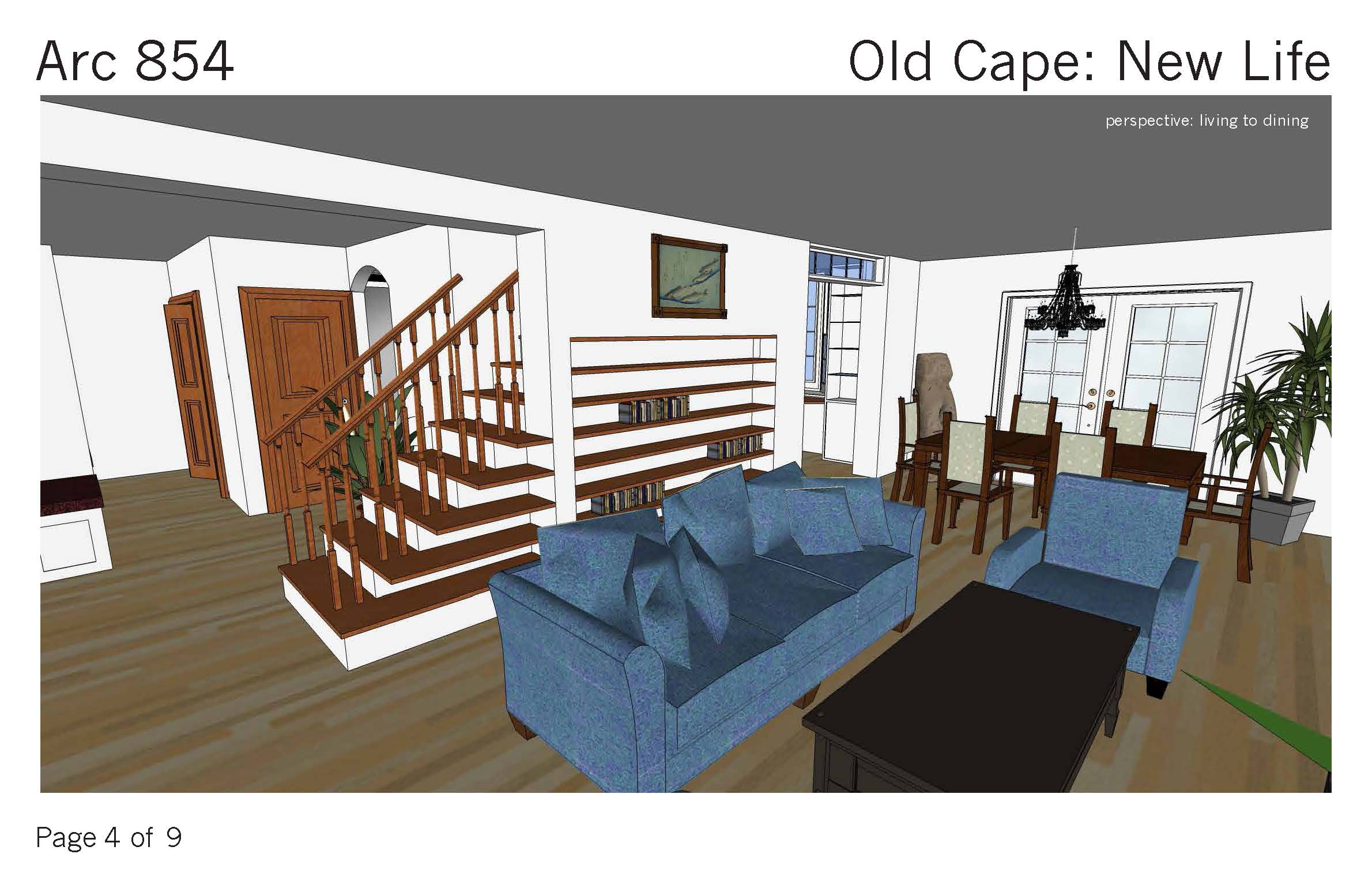 Viewdesignerproject projecthome remodeling for Cape cod remodel ideas