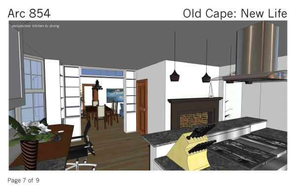 Image Old cape new life
